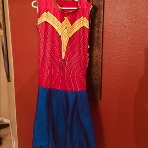 Other - HALLOWEEN COSTUME H/S Wonder Woman Sz. Youth LG 🎃